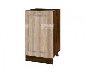 Долен шкаф за кухня Сити ВФ-Сонома-02-43 МДФ - 50 см.