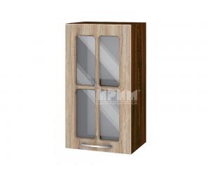 Горен шкаф за кухня Сити ВФ-Сонома-02-102 МДФ - 40 см.