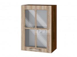 Горен шкаф за кухня Сити ВФ-Сонома-02-118 МДФ - 50 см.