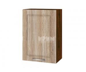 Горен шкаф за кухня Сити ВФ-Сонома-02-18 МДФ - 50 см.