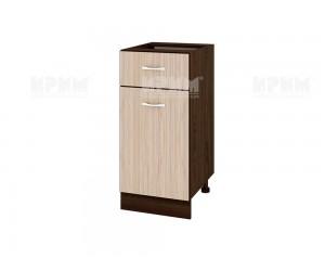 Долен кухненски шкаф Сити ВА-24 - 40 см.