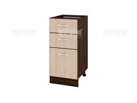 Долен кухненски шкаф Сити ВА-27 - 40 см.
