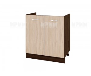 Долен кухненски шкаф Сити ВА-30 за бордова мивка - 80 см.