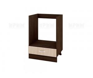 Долен кухненски шкаф за фурна Сити ВА-36 - 60 см.