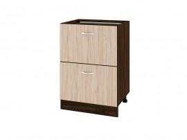 Долен кухненски шкаф Сити ВА-44 - 60 см.