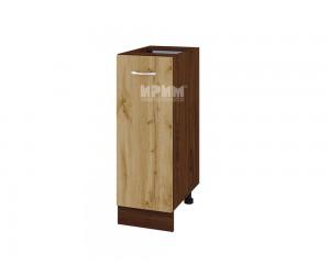 Долен шкаф Сити ВДД-20 с врата и рафт