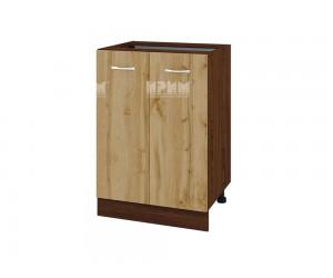 Долен кухненски шкаф Сити ВДД-22 - 60 см.