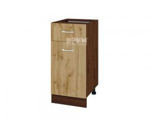Долен кухненски шкаф Сити ВДД-24 - 40 см.
