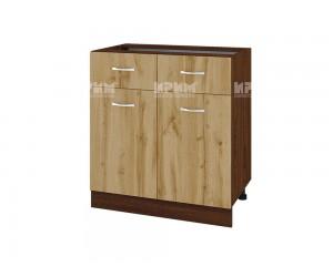 Долен кухненски шкаф Сити ВДД-26 - 80 см.