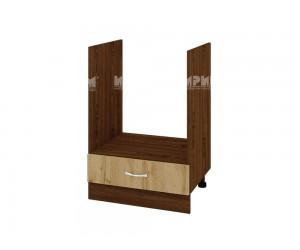 Шкаф за фурна Сити ВДД-36 с чекмедже