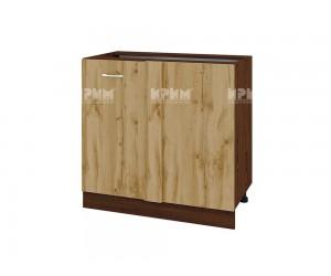 Шкаф за ъгъл с врата Сити ВДД-42