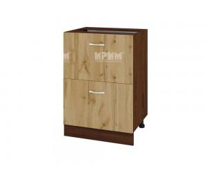Долен кухненски шкаф Сити ВДД-44 - 60 см.