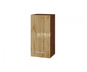 Горен шкаф Сити ВДД-16 с врата и рафт