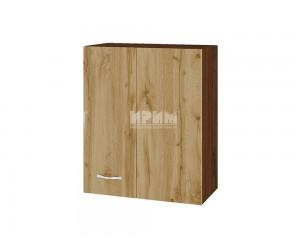 Горен шкаф Сити ВДД-17 с врата за ъгъл