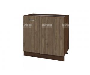 Шкаф за ъгъл с врата Сити ВО-42
