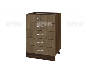 Долен кухненски шкаф с чекмеджета Сити ВО - 29 - 60 см.