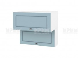 Горен шкаф за кухня Сити БФ-Деним мат-06-107 МДФ - 80 см.