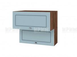Горен шкаф за кухня Сити ВФ-Деним мат-06-107 МДФ - 80 см.
