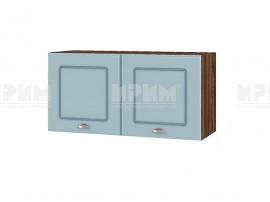 Горен шкаф за кухня Сити ВФ-Деним мат-06-108 МДФ - 80 см.