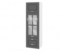 Горен шкаф за куфня Сити БФ-Цимент мат-06-101 МДФ - 40 см.