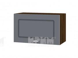 Горен шкаф за кухня Сити ВФ-Цимент мат-06-15 МДФ - 60 см.