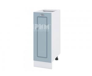 Долен шкаф за кухня Сити БФ-Деним мат-06-20 с широчина 30 см.