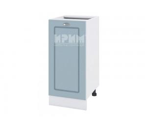 Долен шкаф за кухня Сити БФ-Деним мат-06-21 с широчина 40 см.