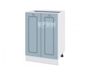 Долен шкаф за кухня Сити БФ-Деним мат-06-22 с широчина 60 см.