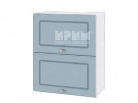 Горен шкаф за кухня Сити БФ-Деним мат-06-11 МДФ - 60 см.