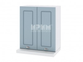 Горен кухненски шкаф за аспиратор Сити БФ-Деним мат-06-13 МДФ - 60 см.