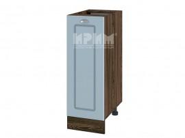 Долен шкаф за кухня Сити ВФ-Деним мат-06-20 МДФ - 30 см.