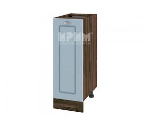 Долен шкаф за кухня Сити ВФ-Деним мат-06-20 с широчина 30 см.