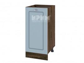 Долен шкаф за кухня Сити ВФ-Деним мат-06-21 МДФ - 40 см.