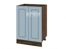 Долен шкаф за кухня Сити ВФ-Деним мат-06-22 МДФ - 60 см.