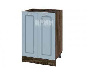 Долен шкаф за кухня Сити ВФ-Деним мат-06-22 с широчина 60 см.