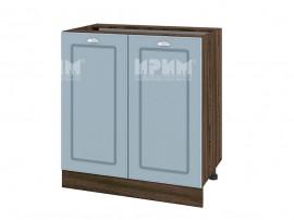 Долен шкаф за кухня Сити ВФ-Деним мат-06-23 МДФ - 80 см.