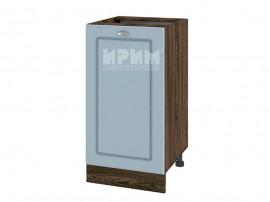 Долен шкаф за кухня Сити ВФ-Деним мат-06-28 МДФ - 45 см.