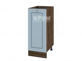 Долен шкаф за кухня Сити ВФ-Деним мат-06-40 МДФ - 35 см.