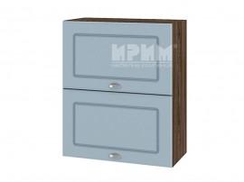 Горен шкаф за кухня Сити ВФ-Деним мат-06-11 МДФ - 60 см.
