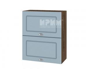 Горен шкаф за кухня Сити ВФ-Деним мат-06-11 с широчина 60 см.