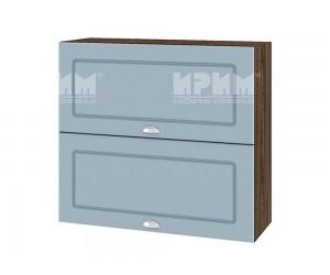 Горен шкаф за кухня Сити ВФ-Деним мат-06-12 МДФ - 80 см.