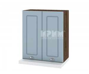 Горен кухненски шкаф за аспиратор Сити ВФ-Деним мат-06-13 МДФ - 60 см.