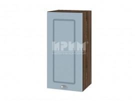 Горен шкаф за кухня Сити ВФ-Деним мат-06-16 МДФ - 35 см.