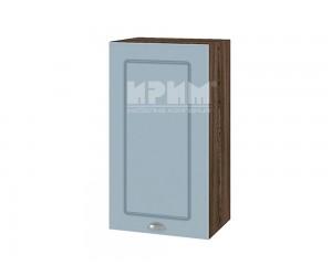 Горен шкаф за кухня Сити ВФ-Деним мат-06-2 МДФ - 40 см.