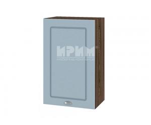 Горен шкаф за кухня Сити ВФ-Деним мат-06-6 МДФ - 45 см.