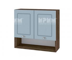 Горен шкаф за кухня Сити ВФ-Деним мат-06-8 МДФ - 80 см.