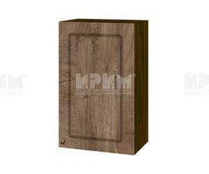 Горен шкаф за кухня Сити ВФ-Дъб натурал-06-6 МДФ - 45 см.