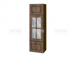 Горен кухненски шкаф Сити ВФ-Дъб натурал-06-101