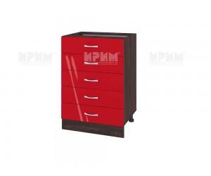 Долен кухненски шкаф Сити ВЧ - 29 с чекмеджета - 60 см.
