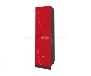 Колонен кухненски шкаф Сити ВЧ - 48 за печка и микровълнова печка - 60 см.